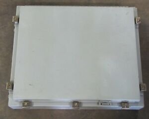 Electrical Box Enclosures Inc 24 X 20 X 4 Electrical Enclosure New