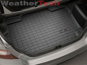 Weathertech Cargo Liner Trunk Mat For Toyota Camry Hybrid 2012 2017 Black