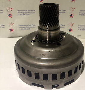 Ford 5r55w 5r55s Sun Gear Shell Complete Oem Ford Transmission 55 Tooth 2002 up