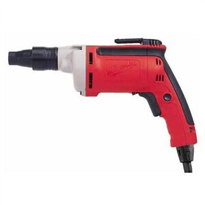 Milwaukee 6791 21 Remodelers Screwdriver Kit 0 2500 Rpm With Quik lok Cord