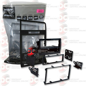 2005 2007 Dodge Vehicles Double Din 2din Installation Dash Kit 05 07