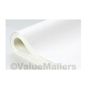 Tissue Paper 20 X 30 White 1440 Quality Large Sheets 3 Reams