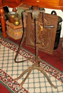 Antique Stewart Clipper 1 Ball Bearing Horse Shearing Machine Chicago With Hose