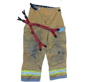 Globe Gx 7 Firefighter Turnout Pants W suspenders variable Sizes