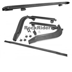 1997 2006 Jeep Wrangler Unlimited Frameless Soft Top Hardware Install Kit