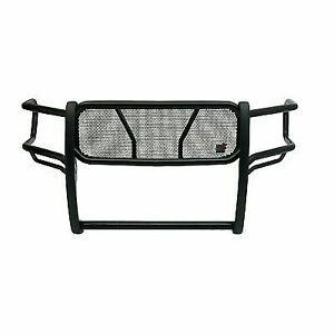 Westin 57 1955 Black Hdx Grille Guard W brush Guard For Dodge Ram 1500 2500
