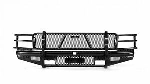 Ranch Hand Fbc111blr Legend Series Front Bumper For Silverado 2500hd 3500hd