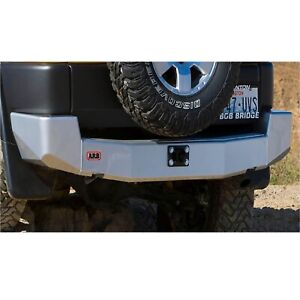 Arb 5620010 Rear Bumper For 07 12 Toyota Fj Cruiser