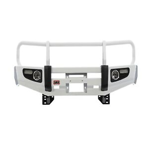 Arb 3413050 Deluxe Bull Bar W Winch Mount For Toyota Land Cruiser 100 Series