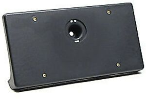 Land Rover Discovery 2 03 04 Front License Plate Bracket Dre500080pma Genuine