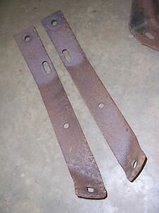 1960 Buick Lesabre Front Bumper Outer Mounting Bracket Support Corner Hot Rod