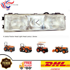 Use For Kubota Tractor 3408 4508 Head Light Head Lamp Assembly 1 Pc