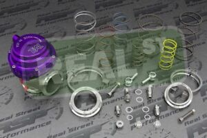 Purple Tial Mvr Mv r 44mm Mvr44 Wastegate With Vband Flanges V44 All Springs