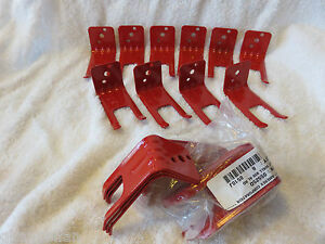25 fork Style Wall Mount 5 10 Lb Size Fire Extinguisher amerex Bracket s New