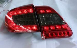 2012 2014 Toyota Corolla Altis Led Tail Light Lamps Not Fit To Usa Corolla