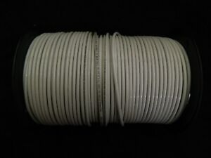 10 Gauge Thhn Wire Stranded White 100 Ft Thwn 600v Building Machine Cable Awg