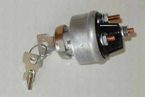 Ignition Switch Tractor Ag Fageol Farmall Fordson Ford Hesston Steiger Titan