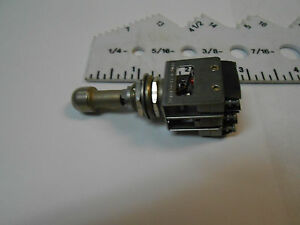 31at188t2a Toggle Switch 250ac 28vdc 3 Pole 3 Position 5amp Dc 9 Term Nos