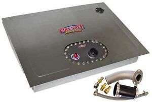Fuel Safe 69 Mustang Fuel Tank W Remote Stock Fill Kit 16 Gallon Cell Bladder