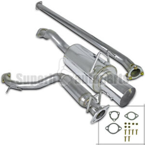 For 2006 2011 Honda Civic 4 Door Sedan N1 Catback Exhaust Muffler