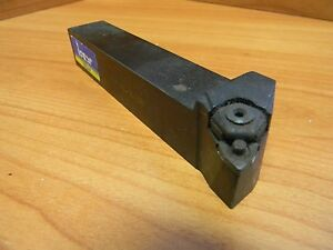 Iscar Indexable Lathe Tool Holder Mwlnl 16 3w 1 x1 Shank 6 Oal Free Shipping