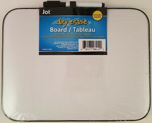 Dry Erase Whiteboard With Marker 8 5 X 11 Light Duty White Board