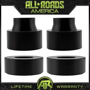 3 Front 3 Rear Complete Lift Kit For 1999 2004 Jeep Grand Cherokee Wj