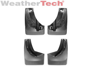 Weathertech No drill Mudflaps For Ford Explorer 2011 2019 Front rear Set