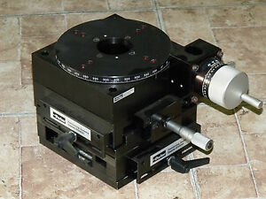 Parker Daedal 3 Axis Linear Rotary Positioner 008 4934