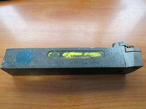 Kennametal Indexable Lathe Tool Holder Nd6 Mwlnl 164d 1 x1 Shank 6 Oal