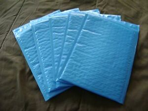 100 Blue 6 X 9 Bubble Mailer Self Seal Envelope Padded Mailer