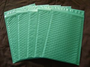 100 Teal 6 X 9 Bubble Mailer Self Seal Envelope Padded Mailer