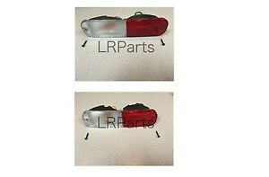 Land Rover Freelander 1 2002 2003 Rear Stop Tail And Indicator Light Set Rh Lh