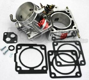 1986 1993 Mustang 5 0 75mm 75 Mm Show Polished Power Throttle Body
