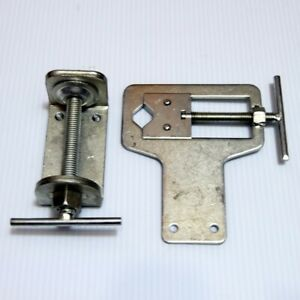 Metal Alloy Locksmith Bench Table Vise Clamp Tool For Repair Practice Lock