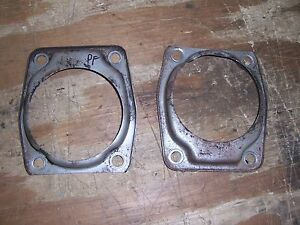 1950 1953 Cadillac Deville Fleetwood Front Spindle Inner Dust Cover Rat Rod