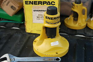 Enerpac Wc 920 Hammerblow Wire Rope Cutter Size B 1 1 2 Wire Rope New