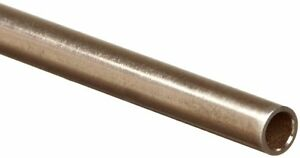 Stainless Steel 304 Hypodermic Round Tubing 20 Gauge 60 Length