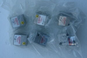 Compact Air Products Cylinder Q90 Q90 2144 k 10 00 lots Of 6