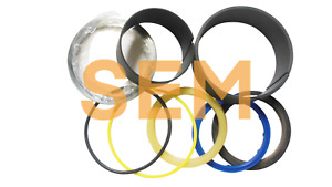 Sem 3e3299 Cat Replacement Hydraulic Cylinder Seal Kit For Backhoe Loader