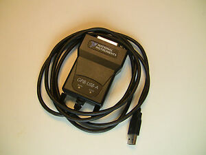 National Instruments Ni Gpib usb a Interface Adapter