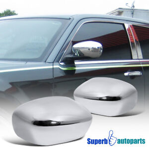 For 2005 2010 Chrysler 300 300c Magnum Charger Mirror Covers