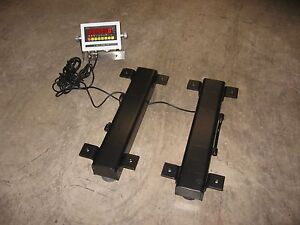 Lb22 4h Load Bar Livestock Cattle Hog Goat Sheep Alpaca Pig Farm Scale