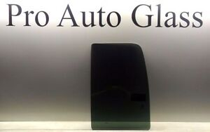 2004 2014 Ford F 150 Tinted Left Driver Side Quarter Window Glass Dq10471ypn