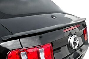 Painted 2010 2011 2012 2013 2014 Ford Mustang Spoiler Factory Style