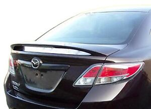 Painted 2009 2010 2011 2012 Mazda 6 Spoiler Factory Style