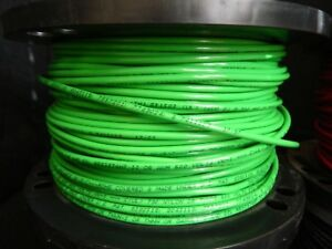 8 Gauge Thhn Wire Stranded Green 250 Ft Thwn 600v Copper Machine Cable Awg