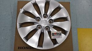 New Genuine Honda Accord Lx 16 Wheel Cover Hub Cap 44733 ta5 a00 one Cap