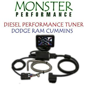Dodge 1998 5 2012 Mads Smarty Diesel Touch Screen Tuner W Pyro Probe S2g S2gegt