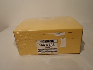 New In Opened Box Chesterton 155 Cartridge Mount Single Seal Model 682020